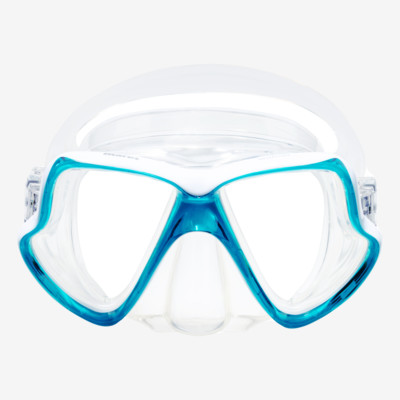 Product overview - Wahoo aqua white/clear