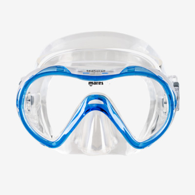 Product overview - Seahorse reflex blue / clear