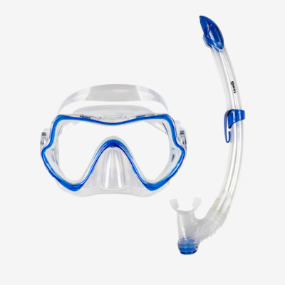 Product overview - Combo Pure Vision reflex blue / clear