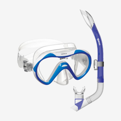 Product overview - Combo Vento Jr blue white/clear