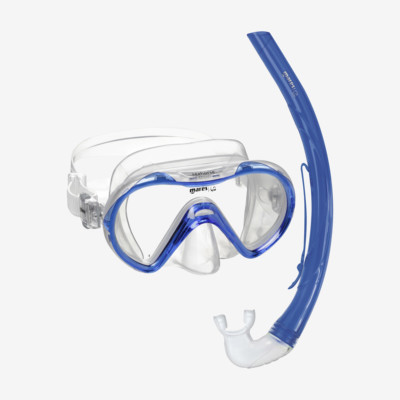 Product overview - Combo Seahorse reflex blue / clear