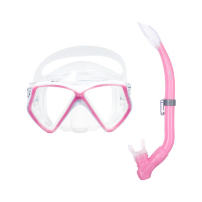 Product overview - Combo Pirate pink white / clear