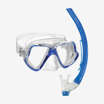 Product overview - Combo Zephir reflex blue / clear