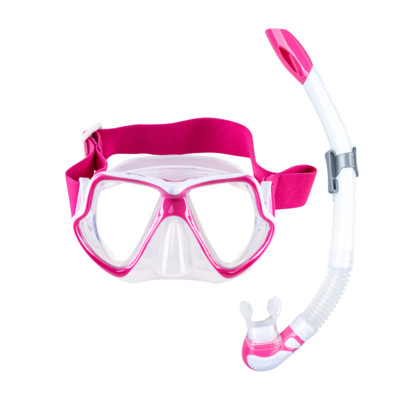 Product overview - Combo Wahoo Neon pink white / clear