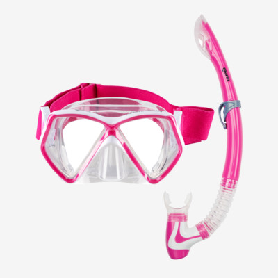 Product overview - Combo Pirate Neon pink white / clear
