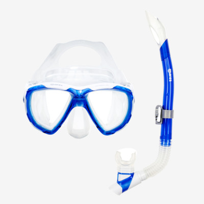 Product overview - Combo Trygon Jr blue white/clear