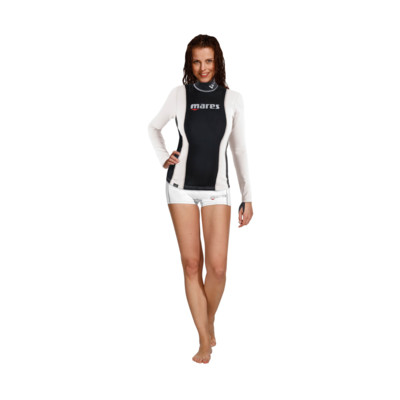 Product overview - Fireskin Long Sleeve - She Dives
