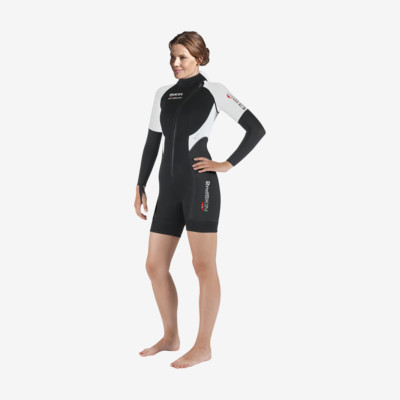 Product overview - 2nd Skin Shorty - She Dives