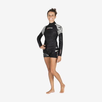 Product overview - Ultra Skin - Long Sleeve - She Dives