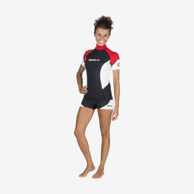 Product overview - Rash Guard Short Sleeve - She Dives