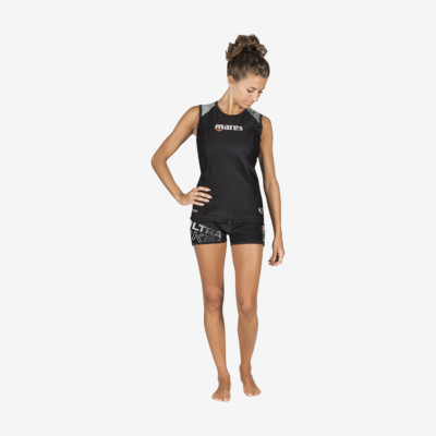 Product overview - Ultra Skin - Sleeveless without Hood - She Dives