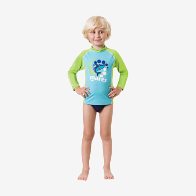Product overview - Rash Guard Kid - Long Sleeve - Boy