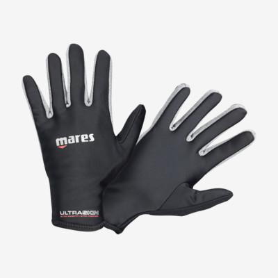 Product overview - Ultraskin Gloves black/grey