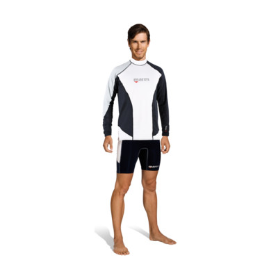 Product overview - Rash Guard Loose Fit - Long Sleeves - Man