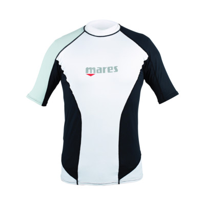 Product overview - Rash Guard Loose Fit - Short Sleeves - Mens