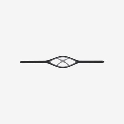 Product overview - Mask Strap Liquidskin - Black