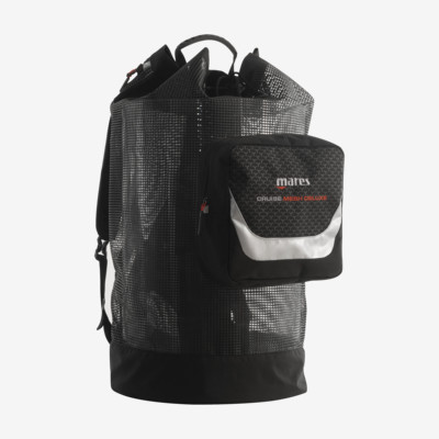 Product overview - Cruise Backpack Mesh Deluxe black