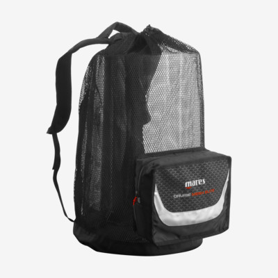 Product overview - Cruise Backpack Mesh Elite black