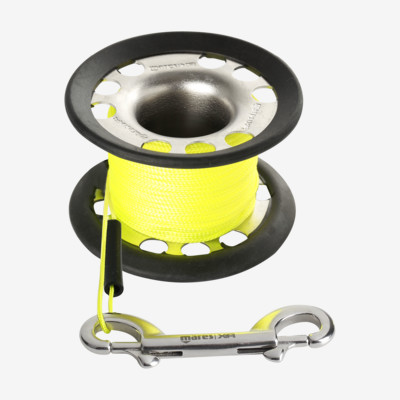 Product overview - Cave/Finger SS316 Coated Spool