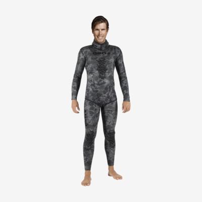Product overview - Explorer Camo Black 50 - Pants