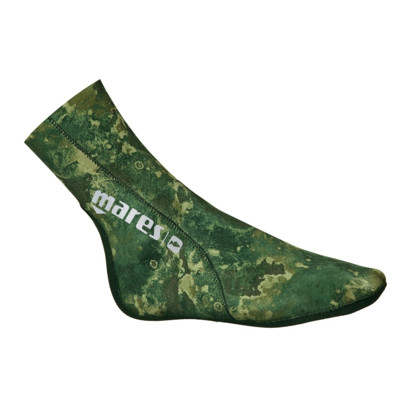 Product overview - Socks Camo Green 30