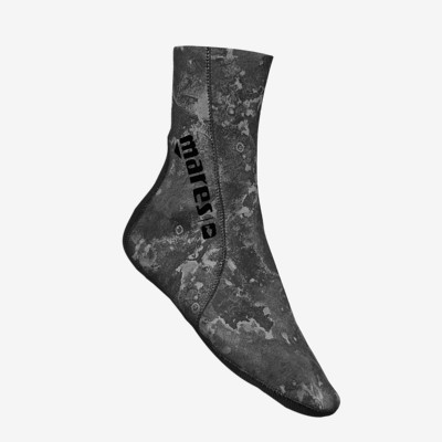 Product overview - Socks Camo Black 30