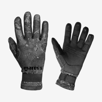 Product overview - Gloves Amara Camo Black 20