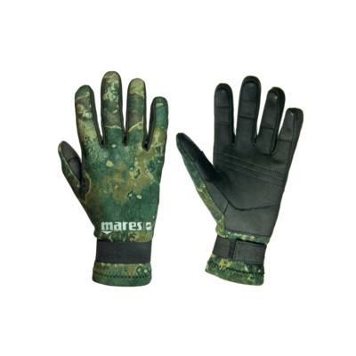 Product overview - Gloves Amara Camo Green 20