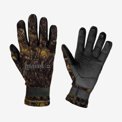 Product overview - Gloves Amara Illusion 20 camouflage