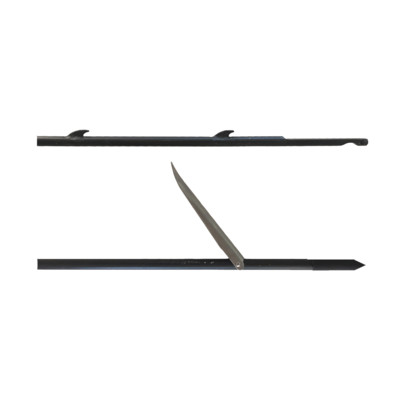 Product overview - Shaft SLGun Spring Steel Finned Spear d7 Thread