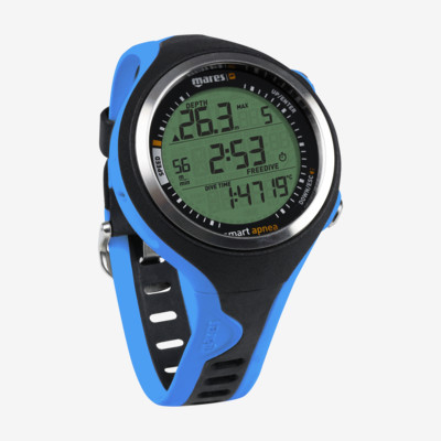 Product overview - Smart Apnea Dive Computer black/blue