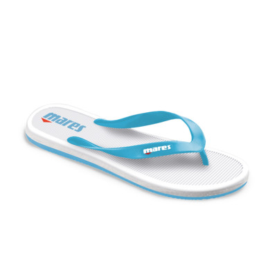Product overview - Coral Y&L Slipper light blue/white