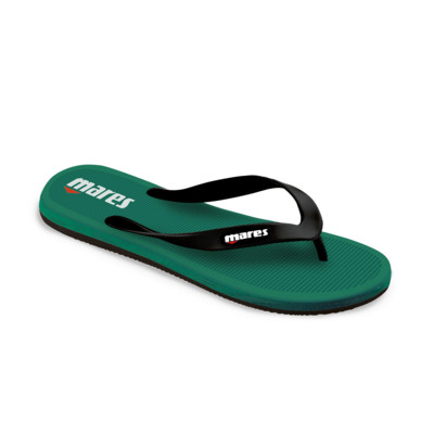 Product overview - Coral Man Slipper black/green