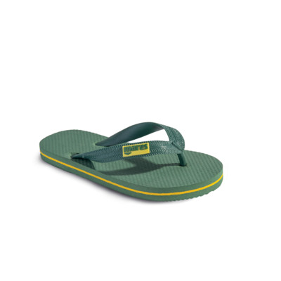 Product overview - Cloud Kid Slipper apple green