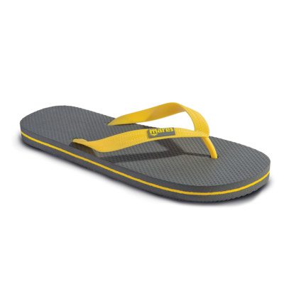 Product overview - Cloud Man Slipper grey/yellow
