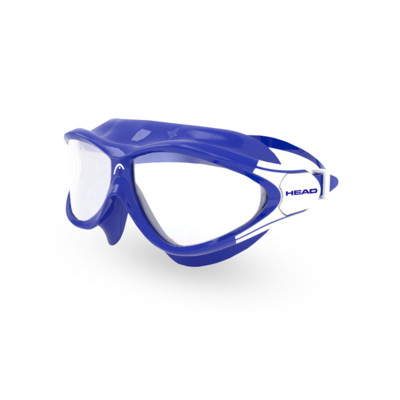 Product overview - REBEL JUNIOR SWIMMASK - Size S blue/clear