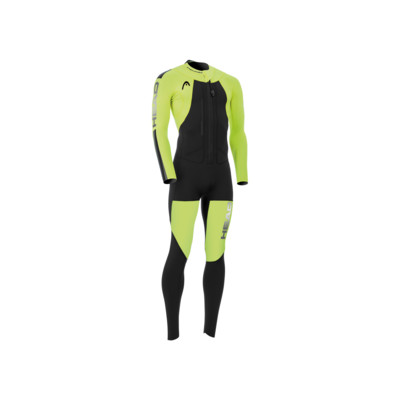 Product overview - SWIMRUN ROUGH (MAN) yellow/black