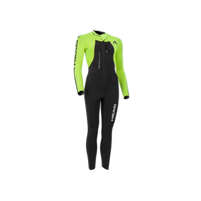 Product overview - SWIMRUN ROUGH (LADY) black/yellow
