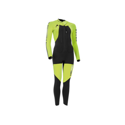 Product overview - SWIMRUN ROUGH (LADY) yellow/black