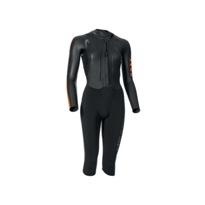 Product overview - SWIMRUN AERO (LADY) black/orange
