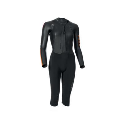 Product overview - SWIMRUN AERO (LADY) black/orange