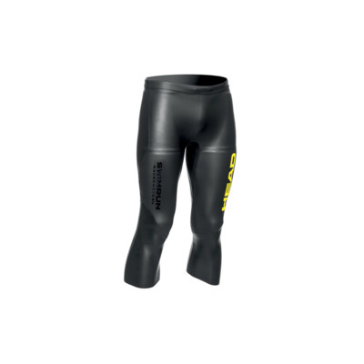Product overview - SWIMRUN RACE 3/4 PANTS (UNISEX) black/brown