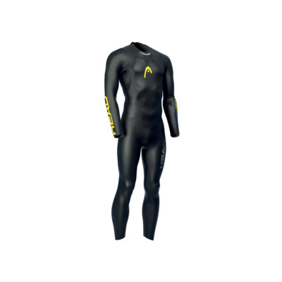 Product overview - OPENWATER FREE (MAN) black/yellow