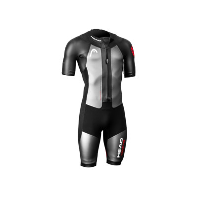 Product overview - HEAD SWIMRUN myBOOST PRO Suit black/silver