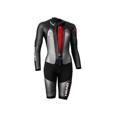 Product overview - Head Women's SWIMRUN myBOOST PRO Suit black/silver