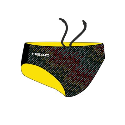 Product overview - TEAM PRINTED BOY - BRIEF 12 colors
