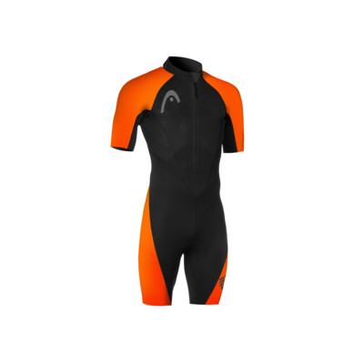 Product overview - SWIMRUN MULTIX SHORTY 2.5 black/orange