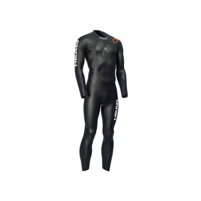 Product overview - OPENWATER SHELL 3.2.2 black/orange