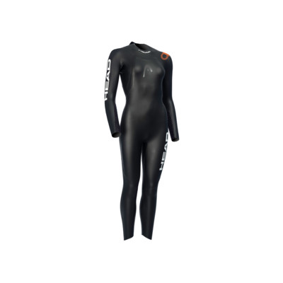 Product overview - OPENWATER SHELL 3.2.2 Lady black/orange
