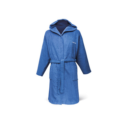 Product overview - BATHROBE COTTON (JUNIOR) royal